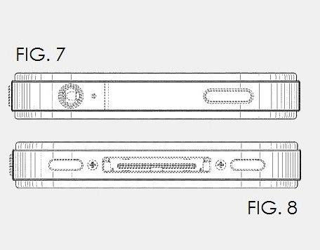 Patent iPhone-ontwerp