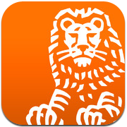 ING Bankieren app-icoon iPhone iPad