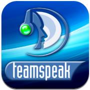 TeamSpeak 3 iPhone iPad online voicechat