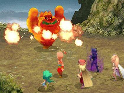 Final Fantasy IV iPhone iOS