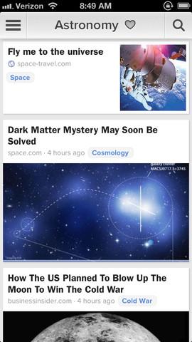 Zite lezer onderwerp Astronomy