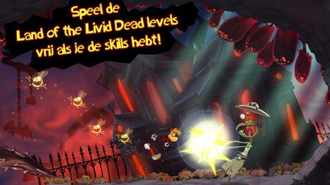 GU DI Rayman Jungle Run iPhone