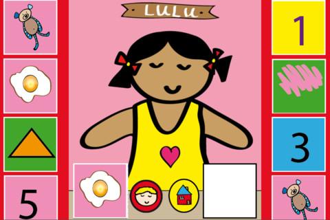 Jop zoekt dezelfde Lulu minispel