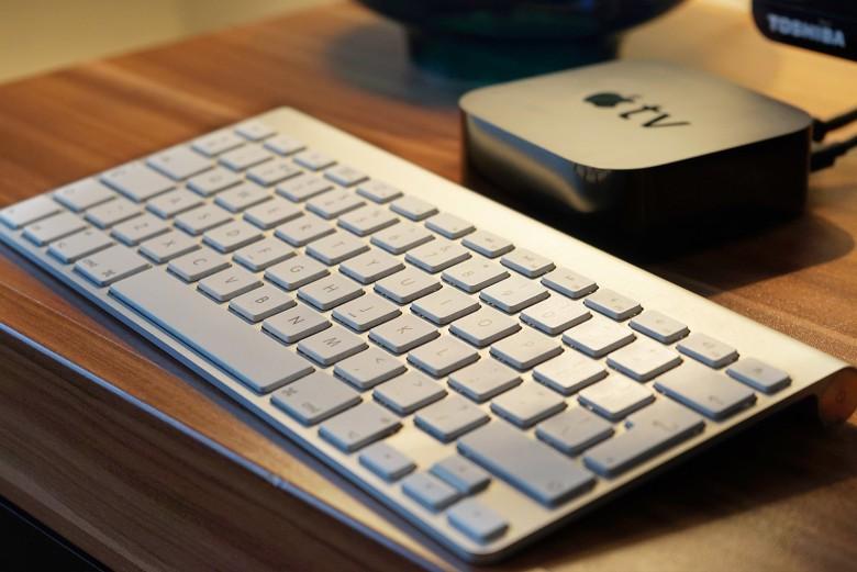 Bluetooth-toetsenbord met Apple TV koppelen