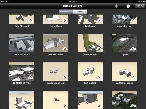 autodesk formit ipad