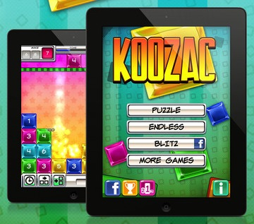 KooZac iPad