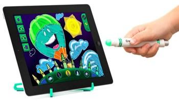 griffin glowing ipad stylus