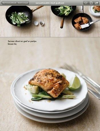 fotokookboek ipad