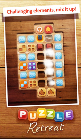 GU DO Puzzle Retreat iPhone iPad
