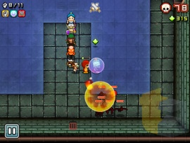 GU DI Nimble Quest donker screenshot