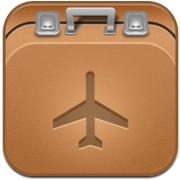 Travel Essentials iPhone vluchten en hotels