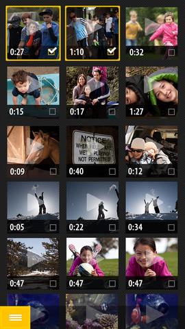 iphone filmpjes bewerken