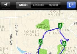 Runmeter GPS Track Running iPhone 9.0