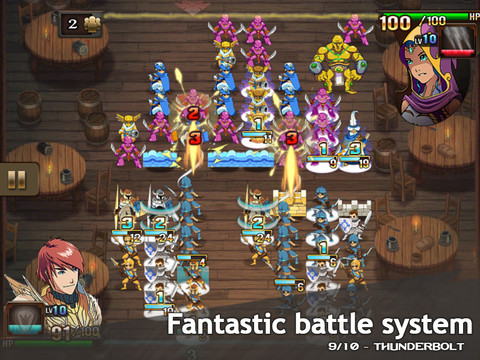 GU DO Might and Magic Clash of Heroes