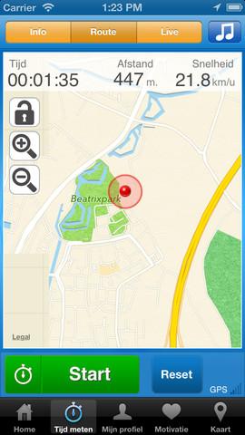 SchaatsApp.nl locatie