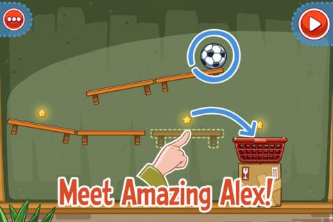 GU VR Amazing Alex Free iPhone