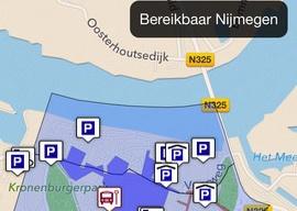 Bel Herstel iPhone gemeente Nijmegen header
