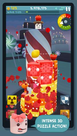 GU Do Rise of the Blobs iPhone