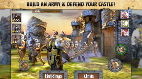 GU DO Heroes and Castles iPhone header