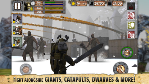 GU DO Heroes and Castles iPhone