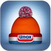 Schaatsapp van Unox voor iPhone Android