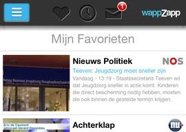 WappZapp.tv header nieuwe versie 2.6