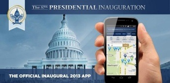 inauguratie app