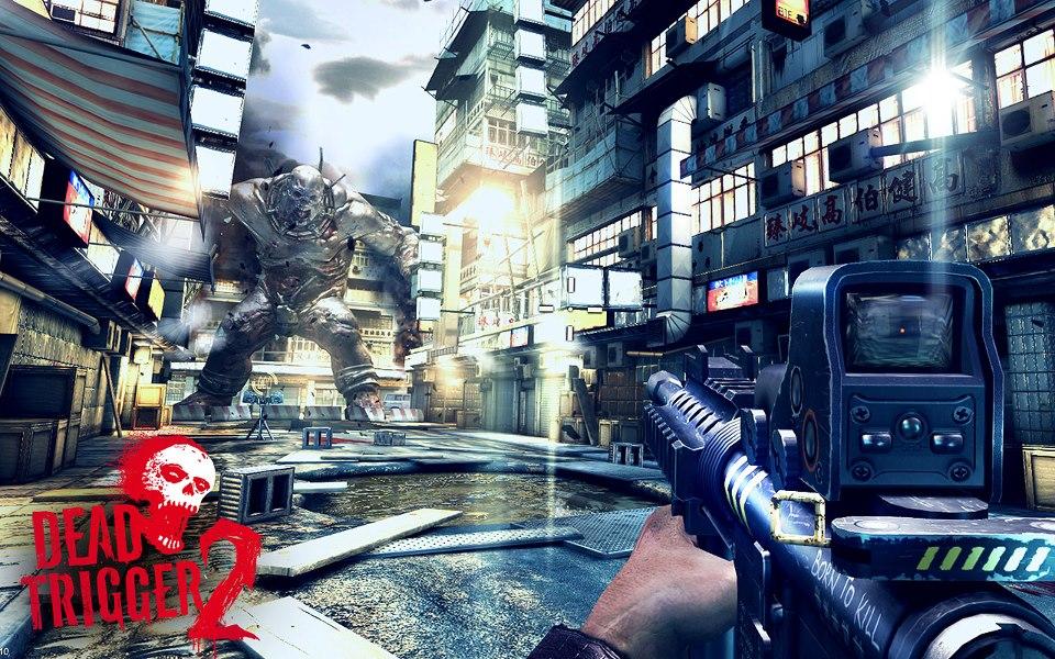GU DI Dead Trigger 2 screenshot