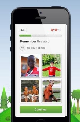 Duolingo-taal-leren-app