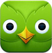 Duolingo iPhone-app taal leren