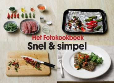 fotokookboek snel simpel
