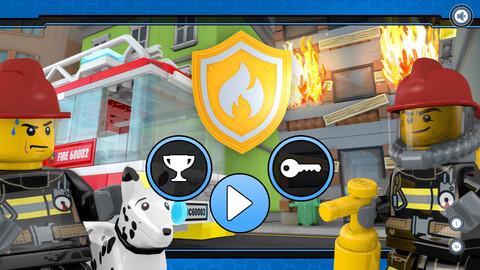 GU DO LEGO Fire Hose Frenzy header
