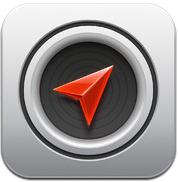 Localscope iPhone navigatie