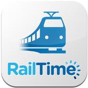 RailTime iPhone iPad treintijden België