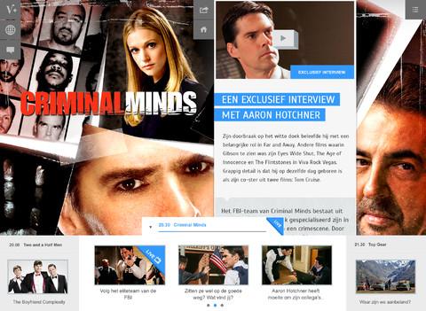 Veronica Plus Criminal Minds