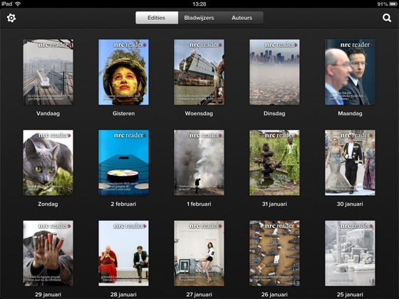 NRC Reader kiosk iPad
