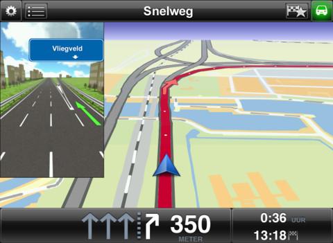 TomTom Benelux iPad mini