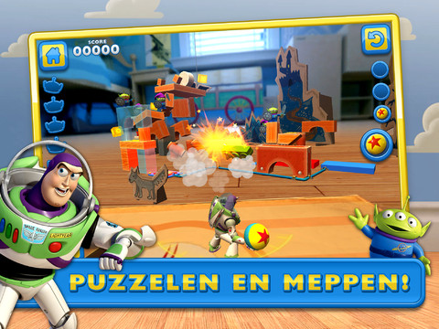 GU DO Toy Story Smash It Angry Birds in 3D