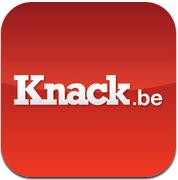 Knack.be iPhone Vlaamse nieuwsapp