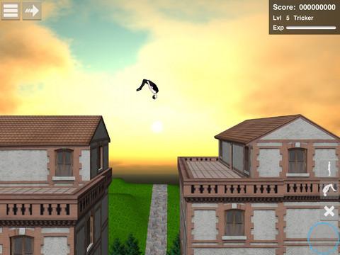 GU WO Backflip Madness screenshot