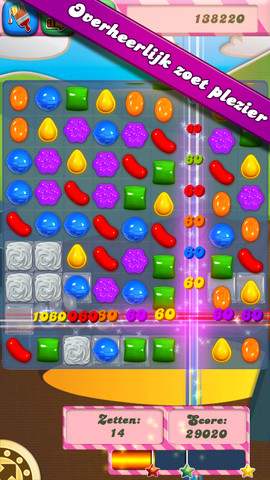 GU MA Candy Crush Saga iPhone iPad