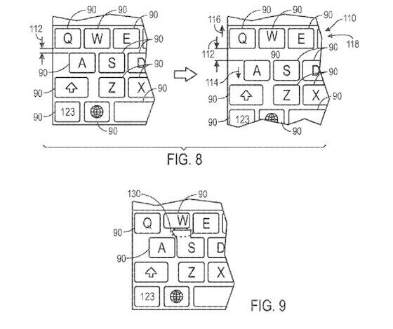 iPhone keyboard 2
