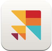 Cloze iPhone iPad nieuwe vorm van mailen