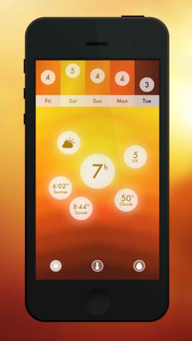Weer-apps Haze