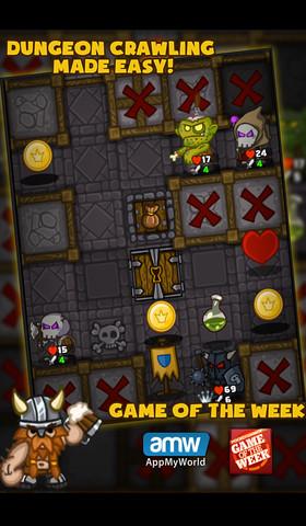 Dungelot screen