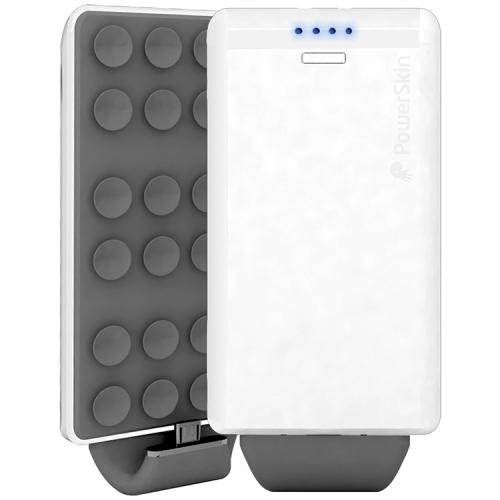 Pop'n Battery: iPhone 5-batterij met zuignappen