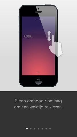 Rise Alarm Clock Nederlandse instructies