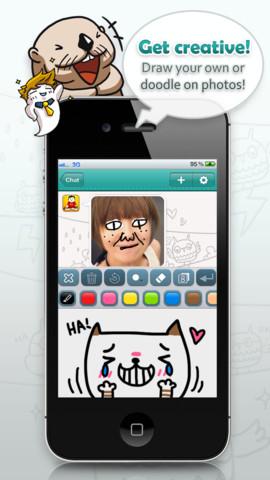 Cubie Messenger foto en tekening