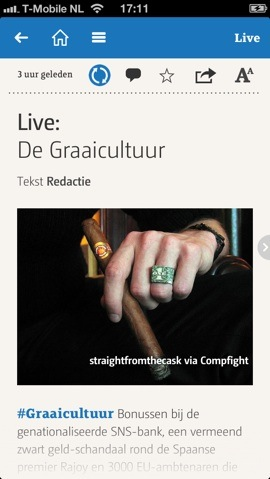 DNP Live de Graaicultuur iPhone