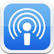 Podcaster 6 iPhone gratis podcast-app